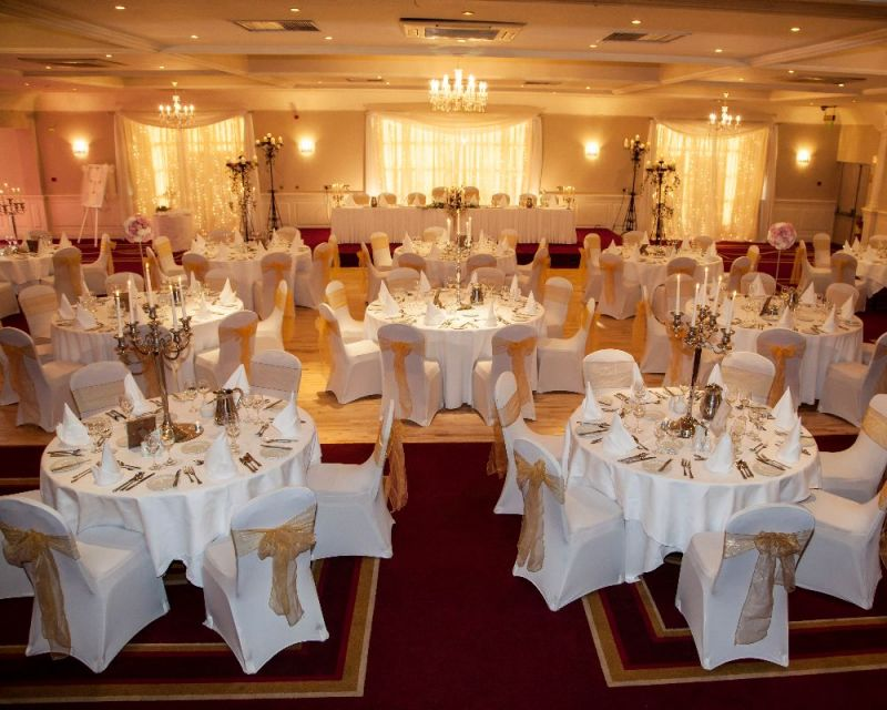 Ballroom Arklow Bay Weddings