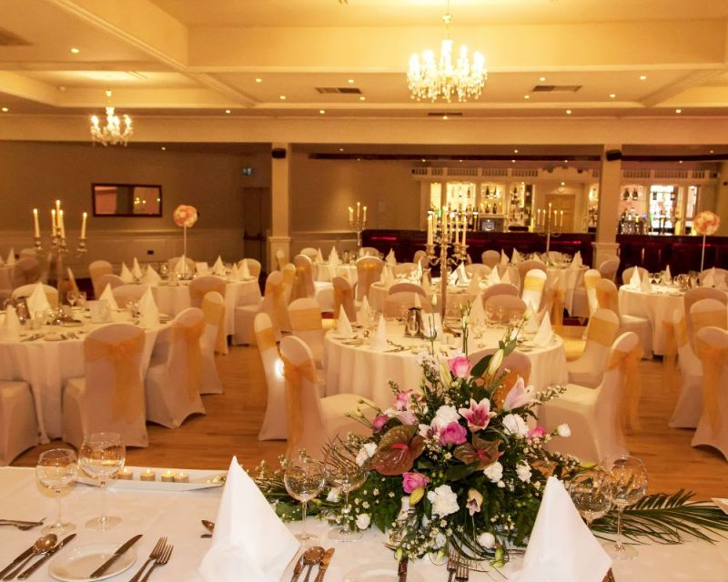 Large Weddings Arklow Bay