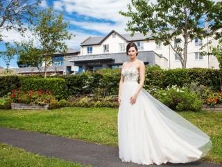 Wedding photos around Arklow Bay Hotel