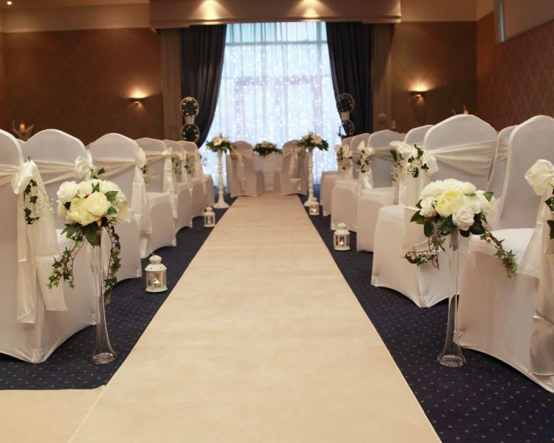 Indoor Civil Ceremony Arklow