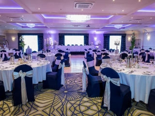 Arklow Bay Hotel Ballroom Wedding Venue