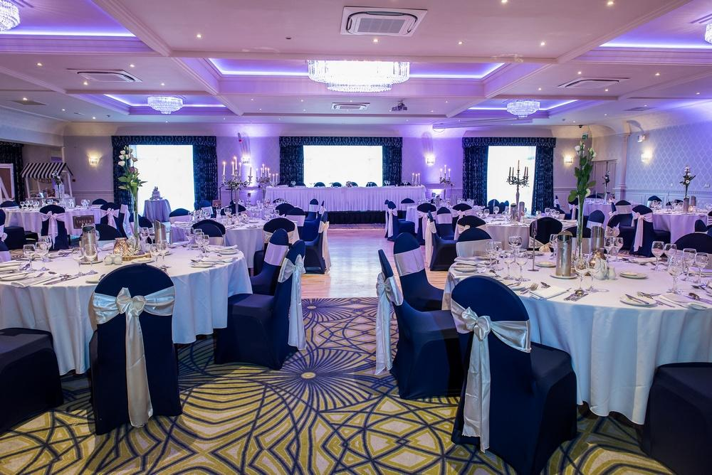 Arklow Bay Hotel Ballroom Wedding Venue