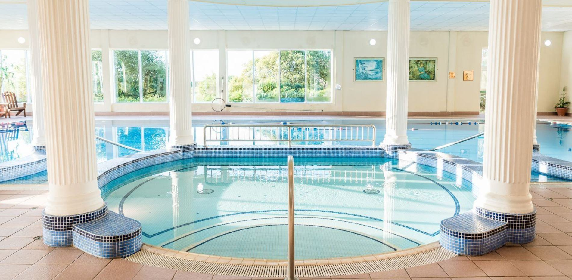 Arklow Bay Hotel Indoor Swimming Pool