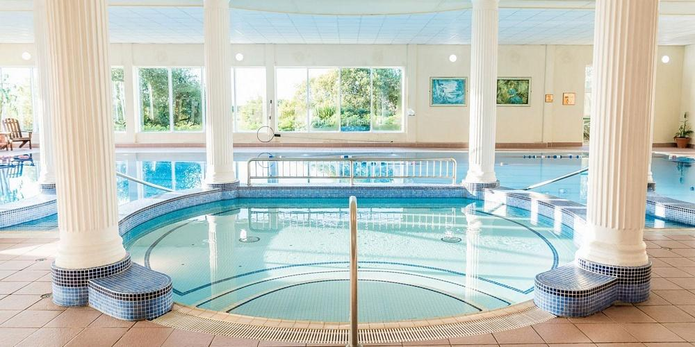 Our Arklow Hotel Indoor Pool