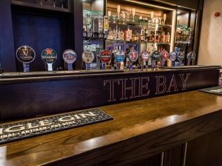 Arklow Bay Hotel ballroom bar