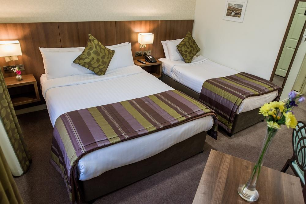 Arklow Bay Hotel family bedroom