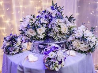 Arklow Bay Hotel flowers on display wedding gallery