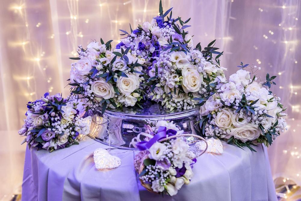 Arklow Bay Hotel flowers on display wedding gallery