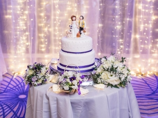 Arklow Bay Hotel wedding cake gallery