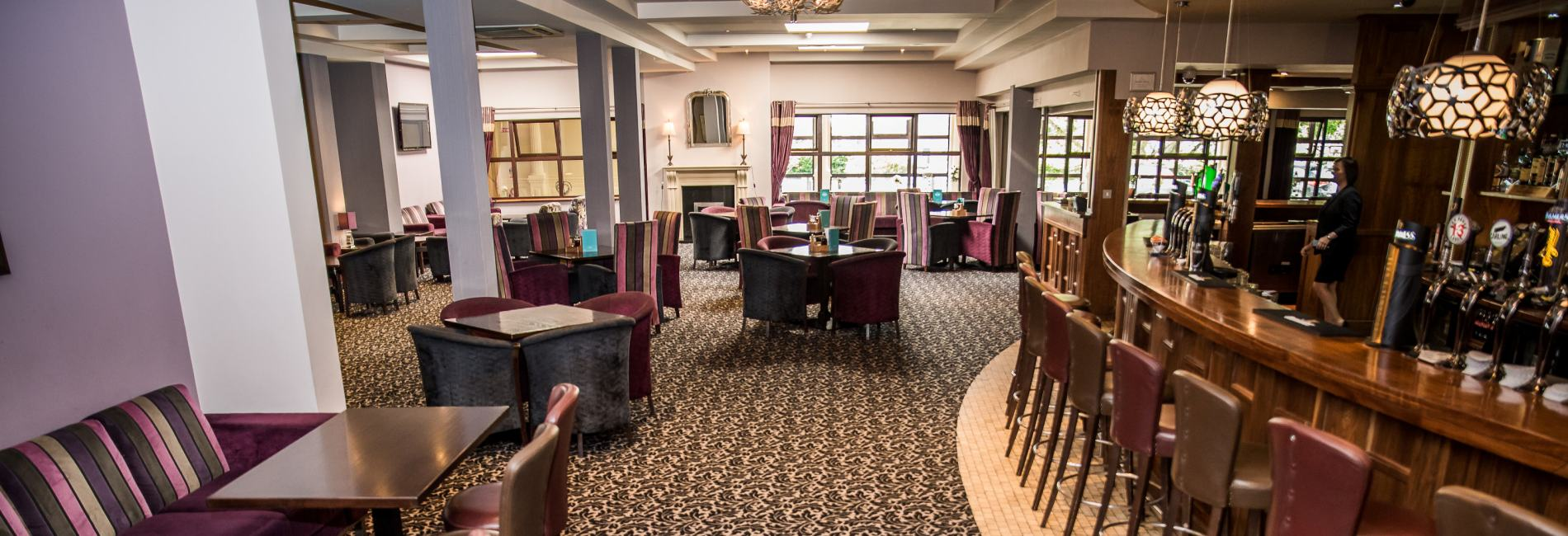 Arklow Bay Hotel lounge image