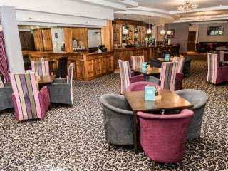 Arklow Bay Hotel lounge