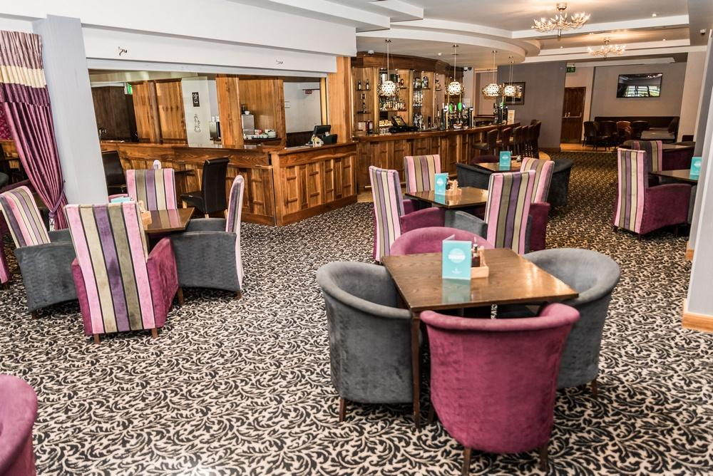 Arklow Bay Hotel in Wicklow bar and lounge