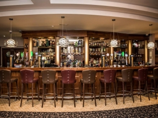 Arklow Bay Hotel bar