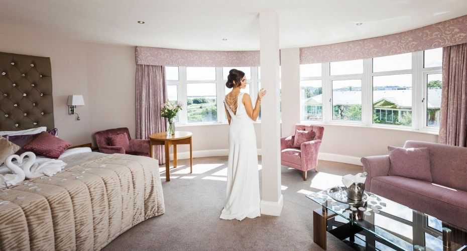Bridal Suite Arklow Bay Hotel
